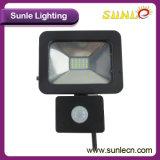 10W LED Luces de la Seguridad del Sensor de Movimiento al Aire Libre AC (SLFAP5 SMD 10W-PIR)