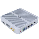 El 6 de Intel Core i5 6200u ordenador Mini PC Fanless
