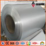 Rol van het Aluminium van Ideabond de Zilveren Metaal Vooraf geverfte (VE-32D)