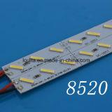 DC12V 1m 72LED SMD8520 역광선 훈장을%s 엄밀한 바 빛