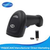 De draadloze Handbediende Radio van de Scanner van de Supermarkt van de Code Qr yk-Wm3