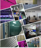 가장 새로운 Greenhouse Grow LED Lights 500W/520W/530W/550W, Grow Panel Grow Lamps의 High Power LED Grow Light