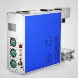 Высокоскоростная портативная машина маркировки лазера волокна 20W для металла и неметалла