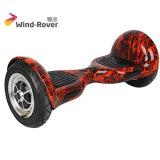 Scooter électrique intelligent de équilibrage de Hoverboard de roue du scooter 2 de mini individu