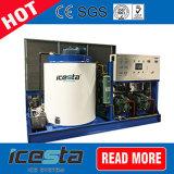 (15T/day) Машина льда Icesta средняя промышленная с регулятором