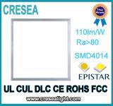 Luz de painel do diodo emissor de luz da economia 40W de Epistar 603*603mm com cUL Dlc do UL