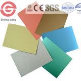 Scheda decorativa UV del PVC del comitato del PVC di prezzi di fabbrica