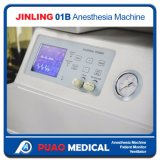 Preiswerte Preis-Anästhesie-Maschine mit Entlüfter-Maschine Isoflurane Anästhesie-Maschine