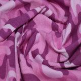 衣類のための綿かスパンデックスによって印刷されるジャージー