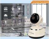 Gebruiksklare Bidirectionele IP van de Wolk van de Intercom P/T 720p WiFi Slimme Camera (H100-Q6)
