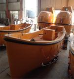 Barco salva-vidas usado da venda 2016 barco salva-vidas aberto quente para a venda