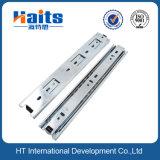 Diapositives de tiroir à roulement à billes à courroie extensible de 45 mm