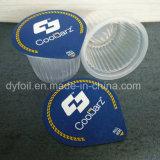 Folhas e tiras de tampas de alumínio para Iogurte Cup