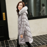 Al por menor de las mujeres de clase Superior abrigo caliente