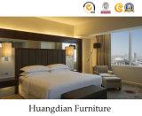 현대 간단한 작풍 호텔 침실 가구 (HD606)