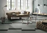 """Keramische glasig-glänzende Porzellan Vitrified feste graue graue volle Karosserie deckt 24 """" X24 """" mm für Wand und Fußboden mit Ziegeln (MB6002SH)"""