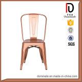 중국 강철 연회 가구 금속 금 황금 Tolix 의자