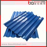 Лист толя PPGI Corrugated для строительного материала