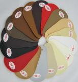 Cuero decorativo sintetizado al por mayor del PVC para las sillas (118#)
