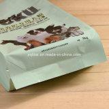 Hundenahrungsmittelbeutel mit Reißverschluss für Tiernahrung