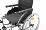 Manuale d'acciaio, leggero, sedia a rotelle (YJ-037)