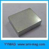 Blocchetti 50mm x 50mm x 25mm dei magneti N52 del neodimio di alta qualità