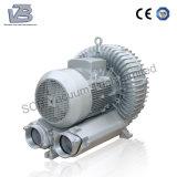 Ventilador regenerador del canal lateral para el sistema de la limpieza del polvo