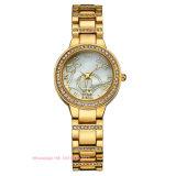 Het Horloge van de bevallige Vrouwen van het Kwarts Lovey met de Riem Fs632 van de Legering