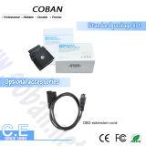 Des OBD-GPS Stützkraftstoff-Monitor Auto-Verfolger-GPS306 u. freies web server
