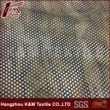 100 Fios de camuflagem do tecido de malha aerada impresso