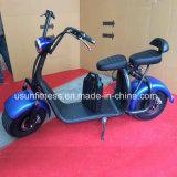 Motocicletta elettrica del motorino della nuova di stile rotella di Harley Citycoco 1000W 2