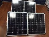 Portable 120W pliant le panneau solaire pour camper avec le câble 10m