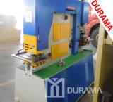 Operaio siderurgico idraulico per la perforazione, il piegamento e la dentellatura, tagliente