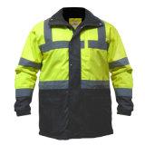 2017 높은 시정 안전 Softshell 재킷 작업복