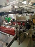 Forte poder de condução, através de corte, alimentação de filme, PVC, espuma, filme, máquina de corte