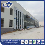 Metal Building Building Projects Estrutura de aço industrial na China