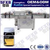 Automatische Honig-Glas-Pasten-Etikettiermaschine der Bienen-Sfjh-10
