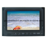 """5 """" LCD HDMI Steun 1080 P van de Monitor met de Schaduw van de Zon voor Canon Nikon 5D D5100 DSLR"""