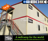 Caliente-Venta Sandwich Panel de acero Estructura de construcción