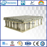 Painel de favo de pedra de alumínio para Piso Térreo