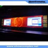 회의 (pH3)를 위한 실내 풀 컬러 임대 발광 다이오드 표시 스크린