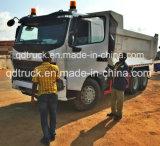 Autocarro con cassone ribaltabile di prezzi più bassi 25ton di alta qualità di Sinotruk HOWO