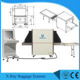 中間のサイズチェックポイントX光線の点検Machine システム65*50cm X線の手荷物のスキャンナーのスクリーニング機械