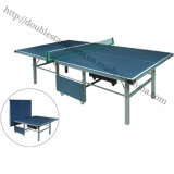 Table de tennis de table double pliante double qualité forte 2017