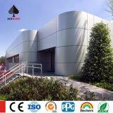 4mm de alta calidad Panel Compuesto de Aluminio de recubrimiento de PVDF, el aluminio Panel Compuesto de plástico, de 4 mm ACM