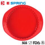Grande stampo per dolci del silicone di figura rotonda di formato