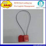 Горячая бирка уплотнения безопасности сбывания Ntag213 RFID для управления товаров