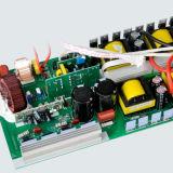 Onde sinusoïdale pure 2kw de convertisseur de puissance 12V 110V/220V 50/60 Hz
