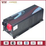 Un invertitore solare da 6000 watt con il caricatore