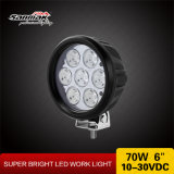 "hohe Leistung 6 "" 70W CREE LED rundes fahrendes Licht"